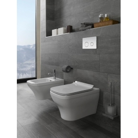 PULS. FRONTAL DOBLE SMART LINE RONDO | PORCELANOSA